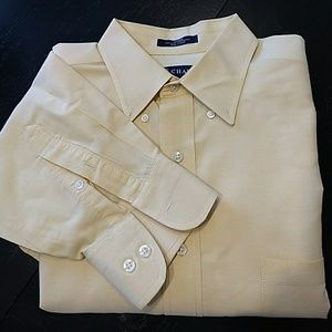Men's Chap Button Down Shirt sz L
